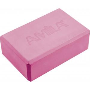 Τούβλο για Yoga, ροζ