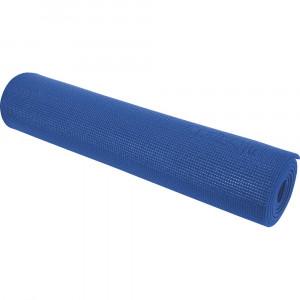 Στρωμα Yoga 1100gr, 173x61cm x 6mm, Μπλε 81716