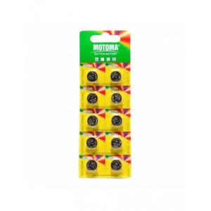 Buttoncell Motoma LR44 AG13 Pcs. 1 21530