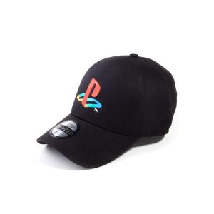 DIFUZED PLAYSTATION - LOGO SEAMLESS CAP (BA731765SNY) 8718526114065