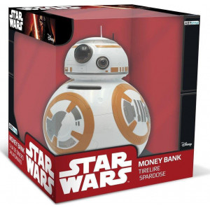 ABYSSE STAR WARS - BB-8 BUST MONEY BANK (ABYBUS005)