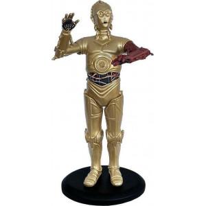 ATTAKUS STAR WARS - C-3PO #3 (RED ARMY) ELITE COLLECTION STATUE 17,5CM (SW040) 3700472004502