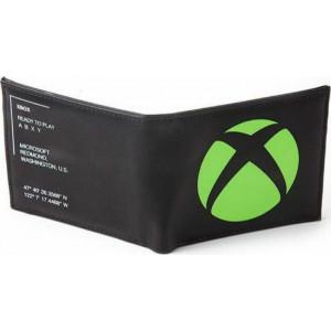 DIFUZED XBOX - LOGO BIFOLD WALLET (MW736701XBX) 8718526114638
