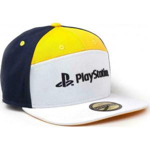 DIFUZED PLAYSTATION - 7 PANELS SNAPBACK CAP ONE SIZE (BA274066SNY) 8718526113976
