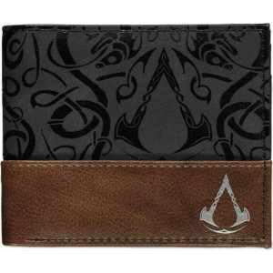 DIFUZED ASSASSIN'S CREED VALHALLA - BIFOLD WALLET (MW831364ASC) 8718526124262
