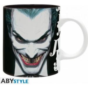ABYSSE DC COMICS - JOKER LAUGHING 320ML MUG (ABYMUG702) 3665361026815