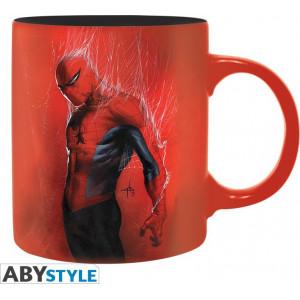 ABYSSE MARVEL - SPIDER-MAN 320ML MUG (ABYMUG639) 3665361013242