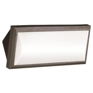 ΦΩΤΙΣΤΙΚΟ ΤΟΙΧΟΥ LUME SLIM LED 12W IP65 230V 320X130cm ΜΑΥΡΟ 145-52040