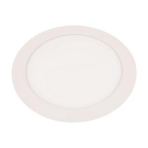 ΦΩΤΙΣΤΙΚΟ ΧΩΝΕΥΤΟ LED SLIM  Φ120 LED 6W 3000K ΛΕΥΚΟ PLUS 145-68608