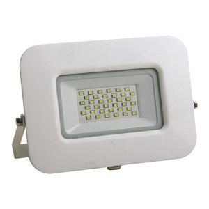 ΠΡΟΒΟΛΕΑΣ LED SMD ΒΑΣΗ 360° 30W ΛΕΥΚΟΣ IP65 6500K PLUS 147-69322