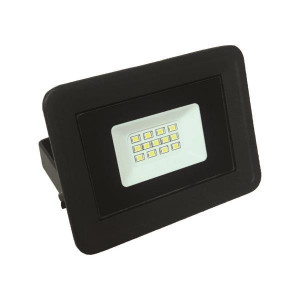 ΠΡΟΒΟΛΕΑΣ LED SMD PLUS 10W ΜΑΥΡΟΣ IP65 6500K 147-69403