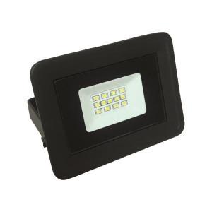 ΠΡΟΒΟΛΕΑΣ LED SMD PLUS 10W ΜΑΥΡΟΣ IP65 3000K 147-69405