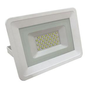 ΠΡΟΒΟΛΕΑΣ LED SMD PLUS 30W ΛΕΥΚΟΣ IP65 3000K 147-69422