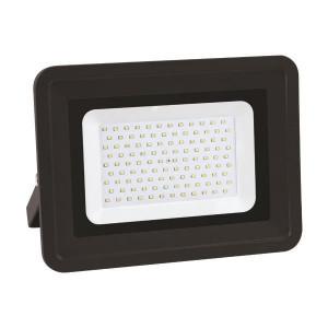 ΠΡΟΒΟΛΕΑΣ LED SMD PLUS 100W ΜΑΥΡΟΣ IP65 6500K 147-69460