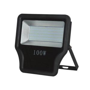 ΠΡΟΒΟΛΕΑΣ LED SMD 100W IP65 85-265V 3000K ΜΑΥΡΟΣ PRO 147-69555