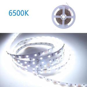 ΤΑΙΝΙΑ LED 5 ΜΕΤΡΩΝ 6W 12V 6500K IP20 147-70230