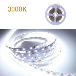 ΤΑΙΝΙΑ LED 5 ΜΕΤΡΩΝ 6W 12V 3000K IP20 147-70231