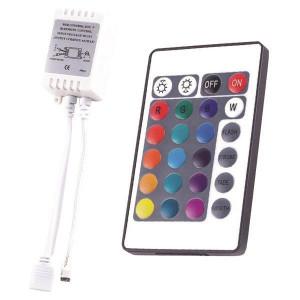 ΑΣΥΡΜΑΤΟ IR CONTROLLER RGB DC 5V/30W 12V/72W 24V/144W 147-70601