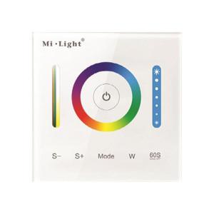 DIMMER ΧΩΝΕΥΤΟ ΓΙΑ ΤΑΙΝΙΑ LED RGB 15A 5 ΚΑΝΑΛΙΑ DC12V/180W 24V/360W 147-70622