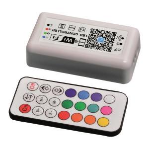 ΑΣΥΡΜΑΤΟ CONTROLLER RF Wifi RGB 12A DC 12V/120W 24V/240W(MAX) 147-70630