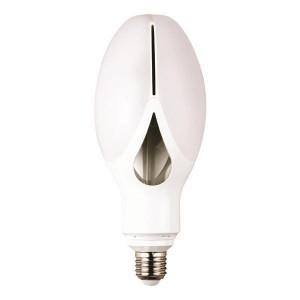 ΛΑΜΠΑ LED ΜΑΝΟΛΙΑ 60W E40 6500K 180-265V PLUS 147-76023
