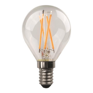ΛΑΜΠΑ LED ΣΦΑΙΡΙΚΗ CROSSED FILAMENT 6.5W E14 2700K 220-240V 147-78232