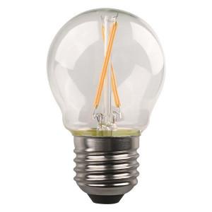 ΛΑΜΠΑ LED ΣΦΑΙΡΙΚΗ CROSSED FILAMENT 4.5W E27 3000K 220-240V 147-78261