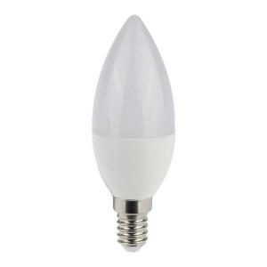 ΛΑΜΠΑ LED SMD ΜΙΝΙΟΝ 8W Ε14 2700K 220-240V 180-80324