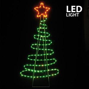 ΔΕΝΤΡΟ, LED, ME 5m ΦΩΤ/ΝΑ, 112x51cm, IP44 600-20013