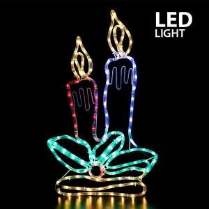 ΚΕΡΙΑ, LED, ΜΕ 6m. ΦΩΤ/ΝΑ, 42x70cm, IP44 600-20017
