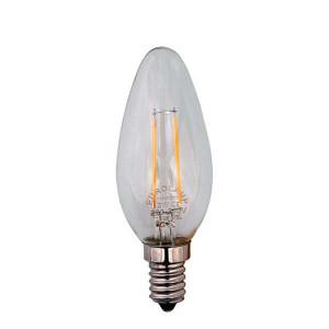 ΛΑΜΠΑ LED ΜΙΝΙΟΝ FILAMENT 4W E14 2700K 220-240V BLISTER 800-81131