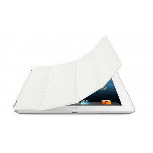 Smart Case for Apple iPad 2, 3, 4 White - Front Cover 04144