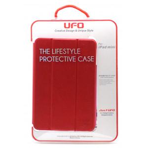 Book Case UFO for Apple iPad Mini/Mini 2 Red - Pink 04345