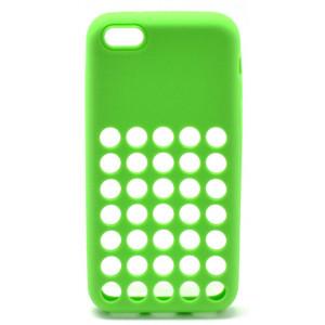 Θήκη Σιλικόνης KLD για Apple iPhone 5C Πράσινη 05147