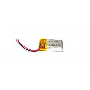 Μπαταρία για Bluetooth Hands Free 80mAh 1.5 x 2 cm 05373