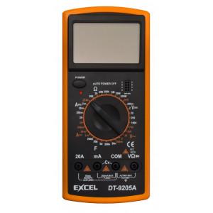 Πολύμετρο Excel DT9205A 07111