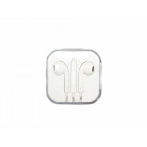 Hands Free Stereo Apple για iPhone 5 EarPods MD827ZM Bulk 08150