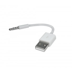 Data - Charging Cable for Apple iPod Shuffle OEM Bulk 08870