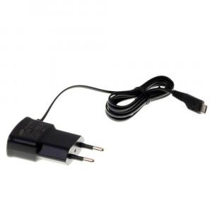 Travel Charger Samsung ETA0U10EBE Micro USB 700 mAh Black Bulk 08908