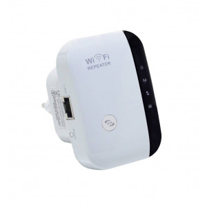 Wireless-N Mini Router Signal Amplifier Repeater CL-WR03 12479