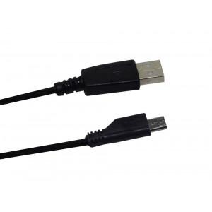 Καλώδιο σύνδεσης Ancus USB σε Micro USB με Μακρύ Κονέκτορα για Αδιάβροχα Τηλέφωνα 12803