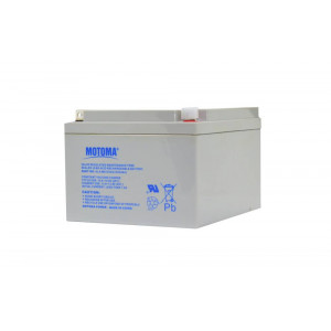 Battery for UPS Motoma SLA-MS12V24 (12V 24.0 Ah) 8 kg 165mm x 170mm x 120mm 12875