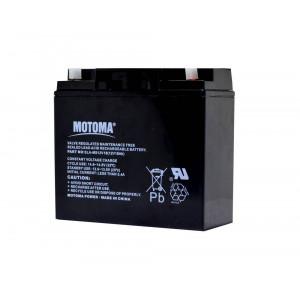 Μπαταρία για UPS Motoma SLA-MS12V18 (12V 18.0 Ah) 5 kg 180mm x 165mm x 70mm 12876