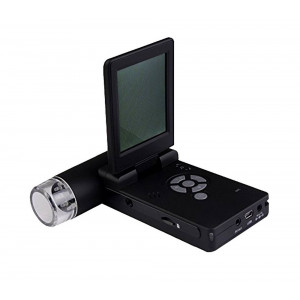 Microscope Mobile with Professional Lens 5 Mefapixels. 8 Led, 3 TFT with Photo & Video Capture Operation 13673