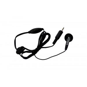 Hands Free για Walkie Talkie Maxcom WT207/WT360 Μαύρο 13870