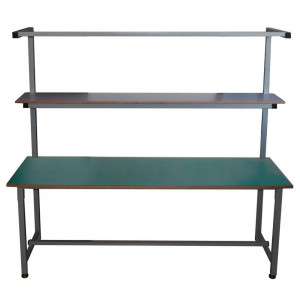 Work Bench 2 m x 0.60 m χ 1.80 m 15180