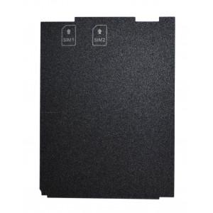 Battery, Back Cover Compartment Label Hisense F20 Original 10233916 17908