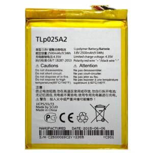 Μπαταρία TLp025A2 CAC2500013C2 για Alcatel One Touch Scribe Easy 8000/ 8000D OEM Bulk 18538