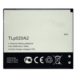 Μπαταρία TLp020A2 για Alcatel One Touch Pop S3 5050Y/5050X OEM Bulk 18550