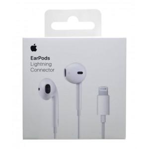 Hands Free Stereo Apple EarPods Lightning MMTN2ZM/A Original 190198001733